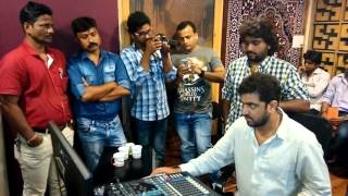 """ Police line"" thim song making white aadersh shinde.(2)"