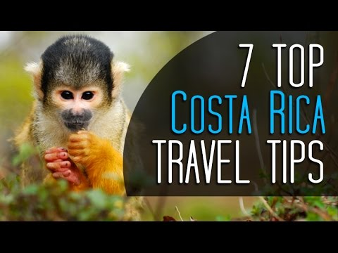 Top Costa Rica Travel Tips - Essential for your Costa Rica V