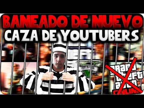 Otra Vez Baneado En Gta V Online!! Increíble Xd  Rockstar A La Caza De Youtubers - Gta 5 video
