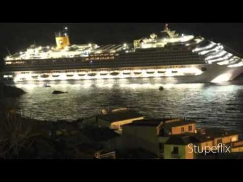 Concordia Cruise Ship Disaster Report