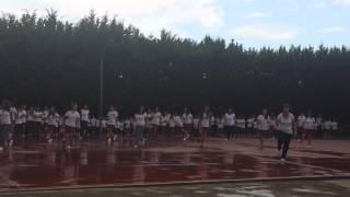 Dance exhibition on Comenius opening day- C.C. Torre Salinas