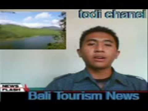 Bali Tourism Tamblingan Lake.3gp