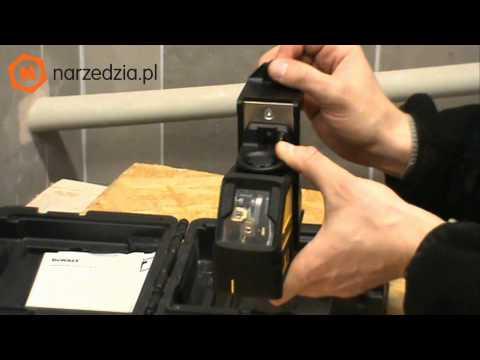 Laser krzyżowy DeWalt DW087K
