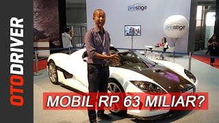 Koenigsegg CCX 2010 First Impression Review Indonesia | OtoDriver