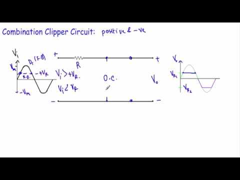 Combination or Dual Clipper Circuit