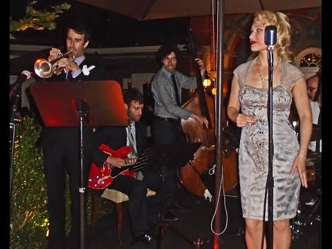 Fleur Seule Band at Tavern on the Green in New York on Friday, June 19, 2015