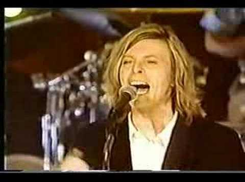 Absolute Beginners - David Bowie - live at the beeb