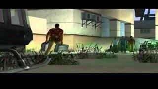 Intro & Na początku-Misja #1-GTA Vice City (HD)