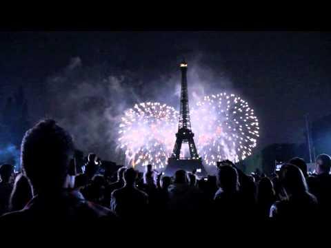 Bastille Day, Paris, 2011