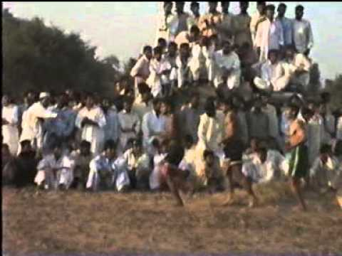 Phalia Kabadi Match Razi Gondal Part1 video