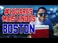#OS LUGARES MAIS LINDOS EM BOSTON MA -EP1 ROCKPORT