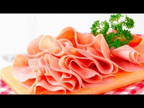 Curso Processamento de Carne de Frango - Presunto de Frango