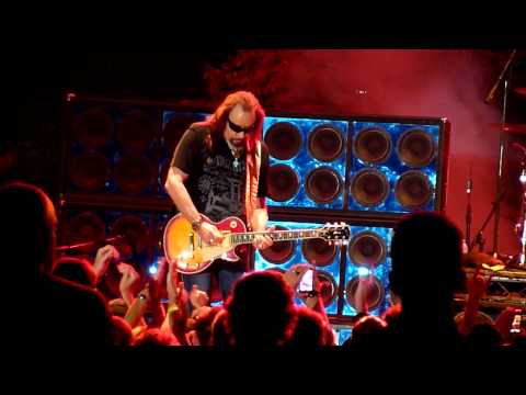 Ace Frehley - Shock Me and Shout It Out Loud (Live) Riverfront Stage Detroit 07.27.12
