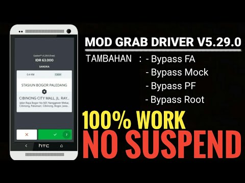 MOD GRAB DRIVER VERSI 5.29.0 ALL IN 1 FIX BYPASS