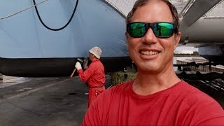 Buying a Catamaran and Selling a Monohull