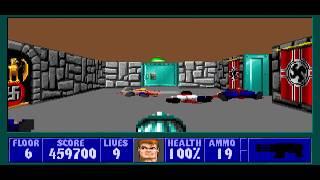 Wolfenstein 3D - Episode 5 Part 2