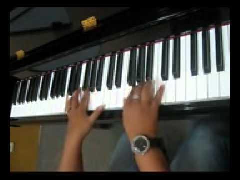 Eternal Instrumental by Anggun (Piano Cover by Kesthi FS)