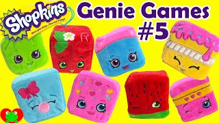Genie Games 5 Name the Shopkins Cuddle Cubes