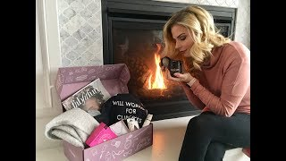 ALL THE ITEMS YOU NEED FOR WINTER- FABFITFUN EDITORS BOX UNBOXING