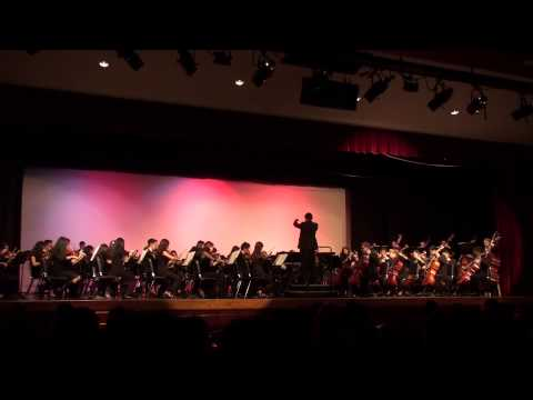 Rossini: The Barber of Seville - Overture,  Bridgewater-Raritan High School Symphony Orchestra