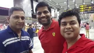 #8 VLOG IGI Airport, Technical Guru Ji, Sharma Ji and Lots of Fun
