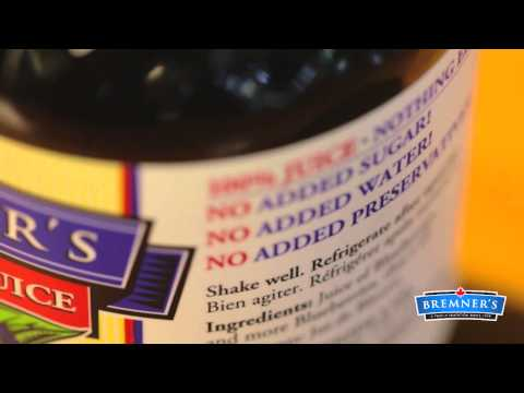 Organic Cranberry Juice | Bremner Foods LTD