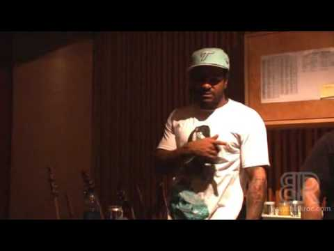 BLAKROC webisode 5: feat. Nicole Wray and Jim Jones