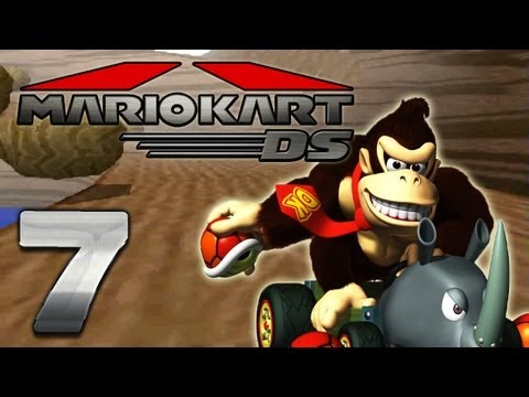 Let's Play Mario Kart DS Part 7: Blatt Cup 150ccm