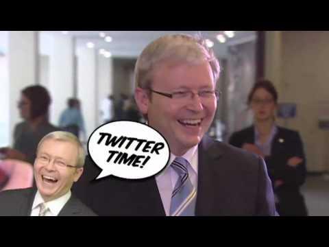 "Kevin Rudd: PM - Series 2, Episode 8 ""One Man Rudd"" (2009) | ROVE"
