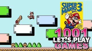 Super Mario Bros. 3 (NES) - Let's Play 1001 Games - Episode 301 (Part 1)