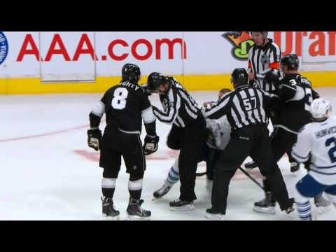 Gotta See It: Doughty punished for tantrum against Komarov