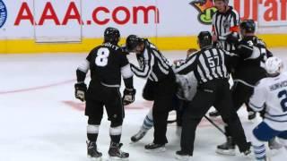 Gotta See It: Doughty punished for tantrum against Komarov