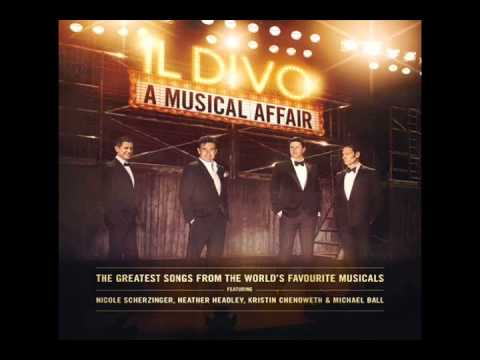 Il Divo - Flowers Will Bloom (form Japan A Musical Affair) video