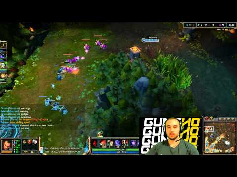 BajheeraLoL - Downright Darius w/ Viewers - League of Legends Commentary