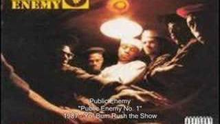 Public Enemy - No