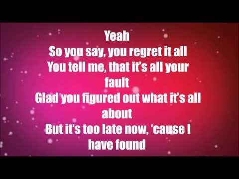 To Lyrics M Ve On Strong Be Got Moving I I