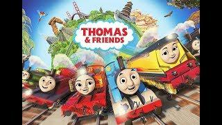 Thomas & Friends: Go Go Thomas Vs All New Engines - Funny Kids Train