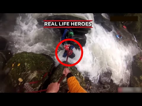 Try To Watch Without Crying 😢 REAL LIFE HEROES #39 [ 99% CRY ]