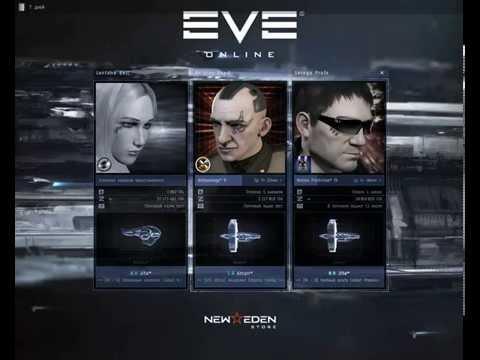 EVE Online компактный тайник спящих, взлом всех контейнеров. Трейлер канал