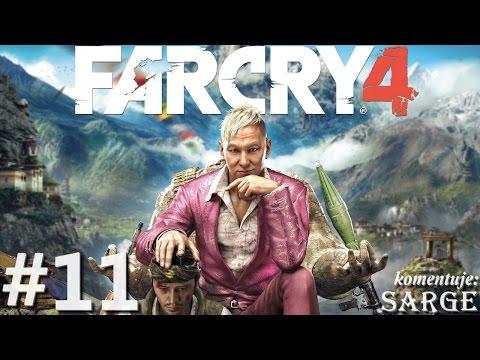 Zagrajmy w Far Cry 4 PS4 odc. 11 Śpiący Święci