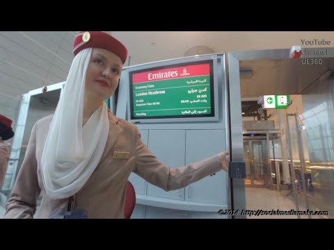 McLaren MP4 12C | Dubai Airport | Emirates Business Class Lounges | Duty Free Shopping | Flight EK29