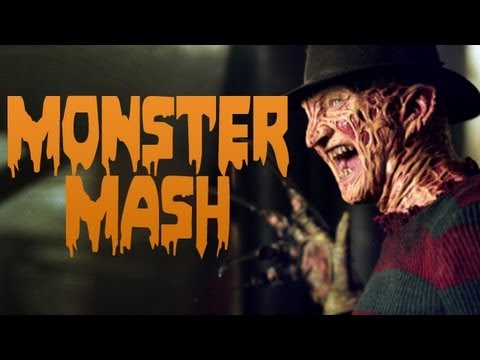 Monster Mash #2 - A Nightmare on Elm Street | WWE