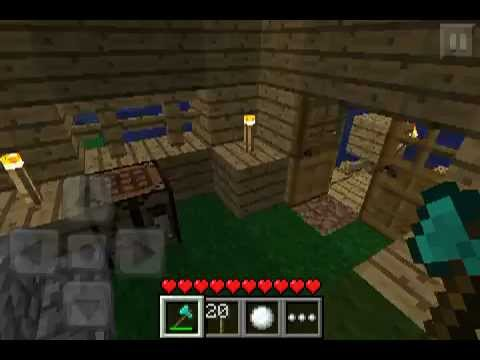 Minecraft PE Lets play Episode 15 - Livestream