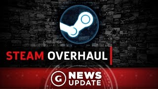 Steam Store Overhaul Reportedly Coming Soon - GS News Update