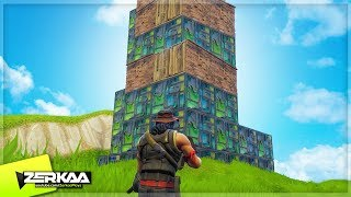 THE BIGGEST DUOS FORTNITE BASE! (Fortnite Battle Royale)