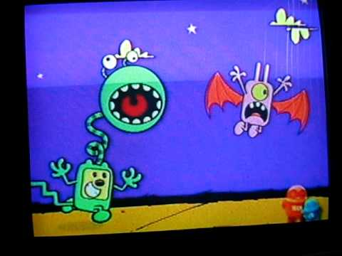 Wow Wow Wubbzy - It's Halloween Night video