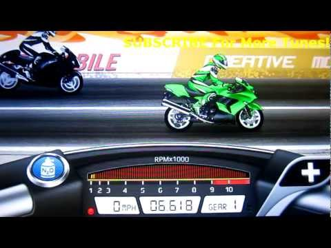 Thundercatmile Tune on Bike Edition  How To Tune A Level 10 Ninja 1400 6 617s 1 4 Mile