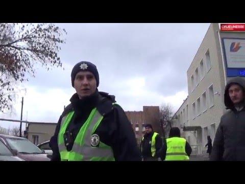 Полиция покрывает своих коллег ГАИ найди 10 отличий