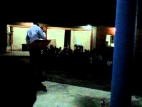 Ymer Gabriel cantando en Tres Valles - Veracruz, México..!! Noche de Gloria la q vivimos ese día