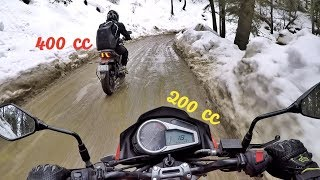 200 cc या 400 cc | What's Better?